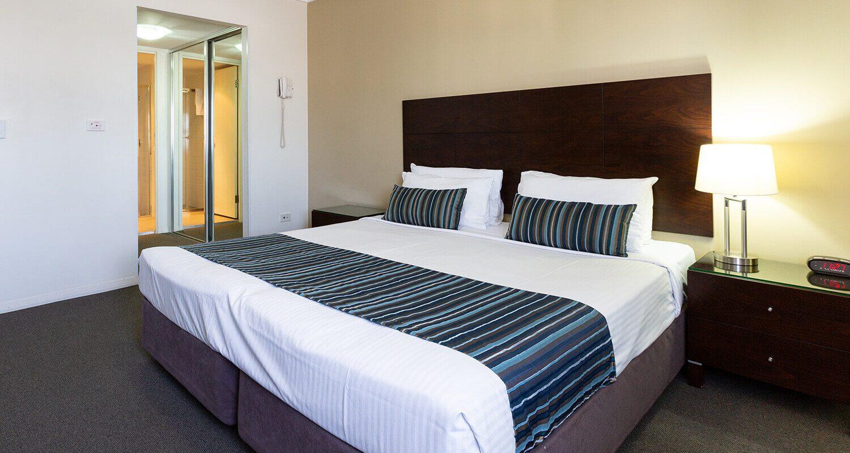 gabba-central-apartments-bedroom | Gabba Central Apartments - Brisbane