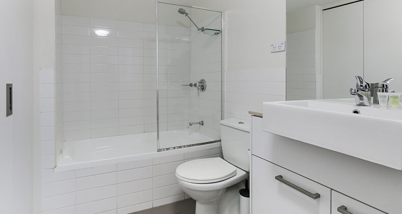 gabba-central-apartments-two-bedroom-bathroom | Gabba Central Apartments - Brisbane