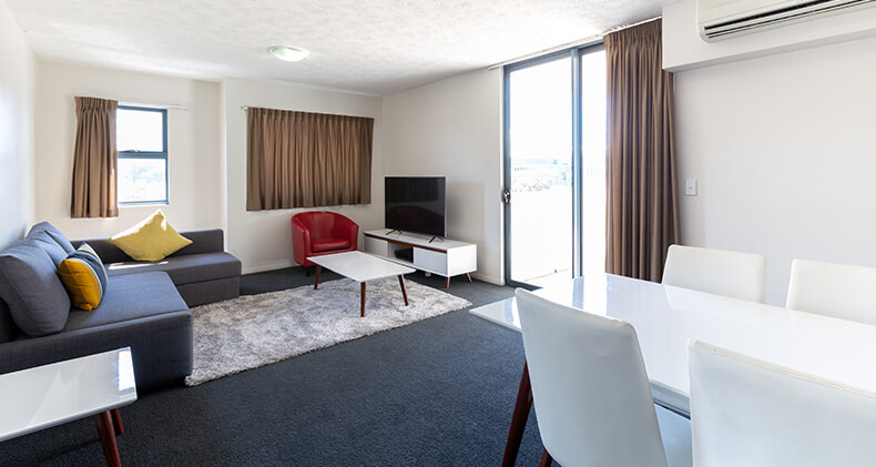 gabba-central-apartments-two-bedroom-living | Gabba Central Apartments - Brisbane