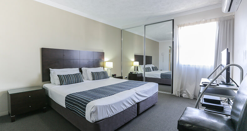 gabba-central-hotel-room-two | Gabba Central Apartments - Brisbane