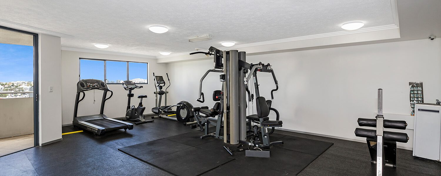gym | Gabba Central Apartments - Brisbane