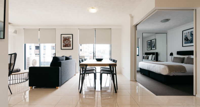 Two Bedroom | Gabba Central Apartments - Brisbane