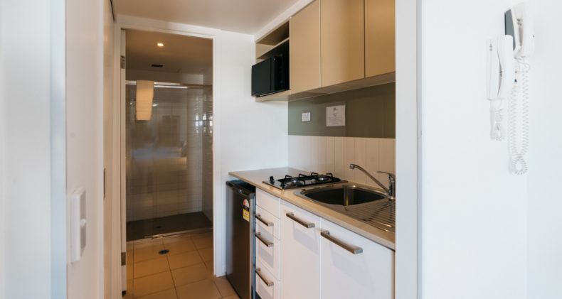 Studio | Gabba Central Apartments - Brisbane