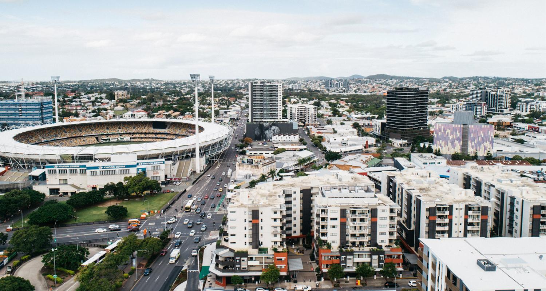 DroneLQ4_resized   Gabba Central Apartments - Brisbane